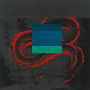 David Reed, '#244', 1987