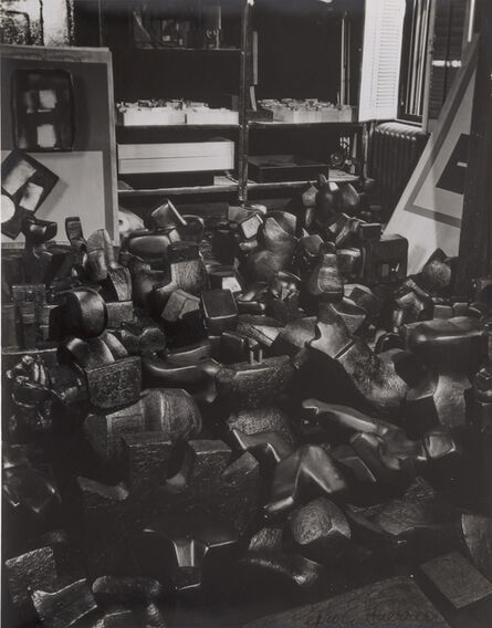 Pedro E. Guerrero, 'Found Objects in Louise Nevelson Residence, NY', 1978