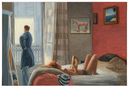 Axel Krause, 'Madame Caillebotte', 2017