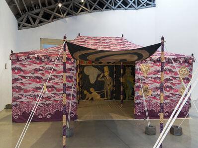 Francesco Clemente, 'Devil's Tent', 2013-2014