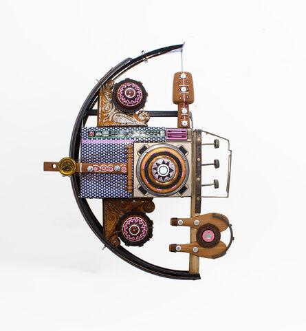 Cyrus Kabiru, 'Saxophone', 2020