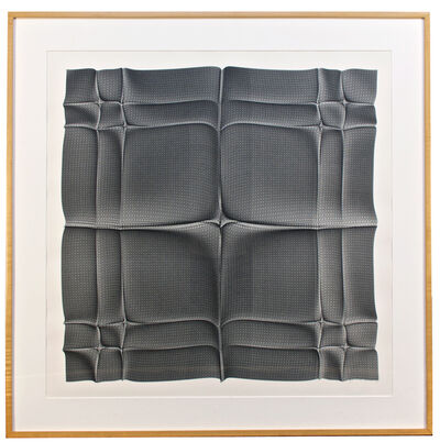 Jean-Pierre Hebert, 'Irony: Composition with One Line', 1989