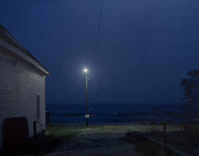 Joel Meyerowitz, 'Dusk, Provincetown', 1976