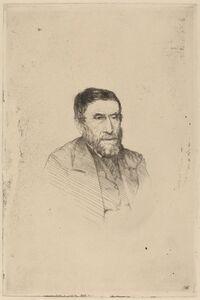 Giuseppe De Nittis, 'Portrait of a Man'