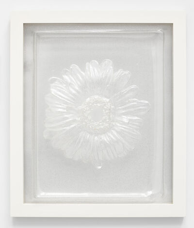 Seth Price, 'Small Flower (Glitter)', 2006