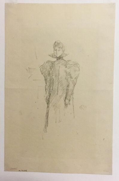 James Abbott McNeill Whistler, 'THE MEDICI COLLAR', 1897