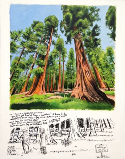 Ken Craft, 'National Park', 2015