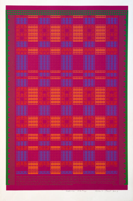 Eduardo Paolozzi, 'Memory Matrix', 1967