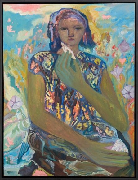 Star Gossage, 'Girl of the Sea', 2015
