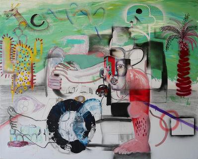 Jongmin Joy Kim, 'Joy to the World', 2017