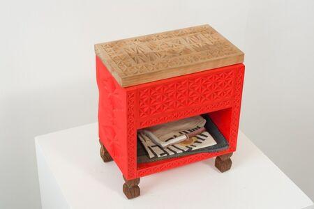 Patricia Fernández, 'A Record of Succession: Box for M.F.', 2012