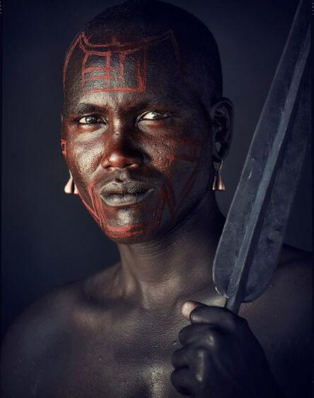 Jimmy Nelson, 'VIII 452A // VIII Maasai', 2010
