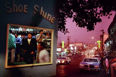 Alex Webb, 'Tijuana, Baja California', 1999