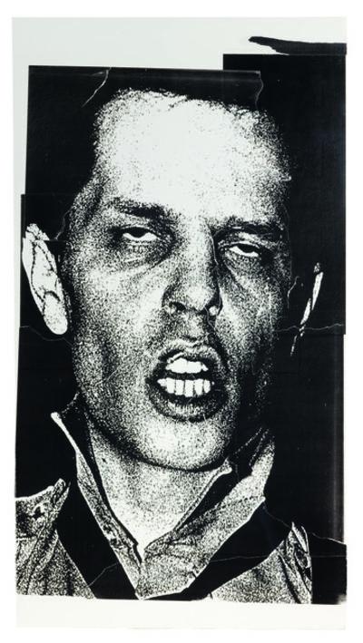 Bruce Conner, 'FRANKIE FIX', 1977