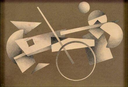 Paul Kelpe, 'Collage Construction', 1936