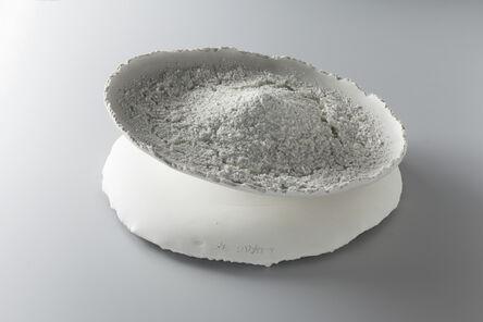 Lee Ufan, 'Terre de porcelaine no.Ⅴ', 2016