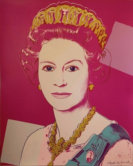 Andy Warhol, 'Reigning Queen (Royal Edition)', 1985