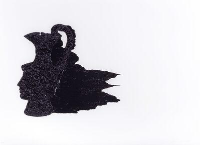 Analía Saban, 'Head Vase (Spilled Interior)', 2017