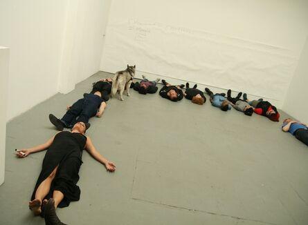 """Alexia Miranda, '""""Man is the Measure of all Things [El hombre es la medida de todas las cosas]', 2010"""