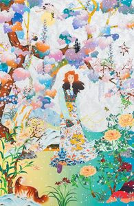 Tomokazu Matsuyama, 'THE COUCH UNSENT PIANO', 2020