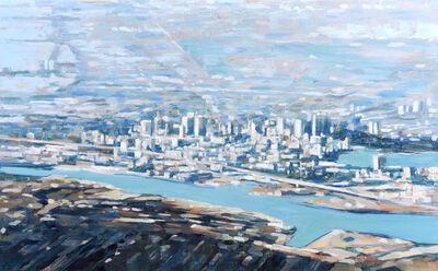 Kanna Aoki, 'Aerial Oakland', 2019