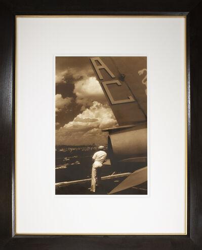 Marcia Lippman, 'Sailor, JFK', 1986