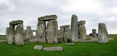 'Stonehenge', ca. 2750-1500 B.C.