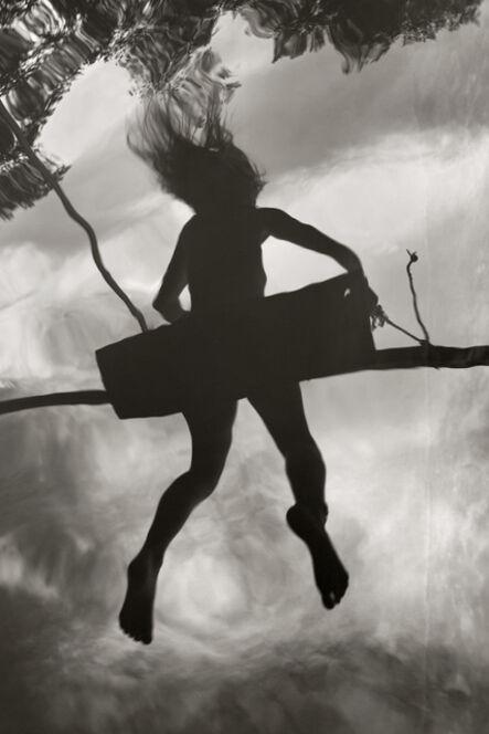 Alain Laboile, 'Swinging in the sky', 2014