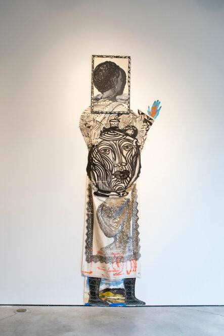 Paula Wilson, 'Sightseer', 2017