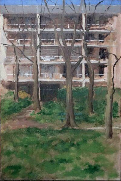 Jean-Baptiste Marot, 'Bois de Vincennes 5, Paris', 2017