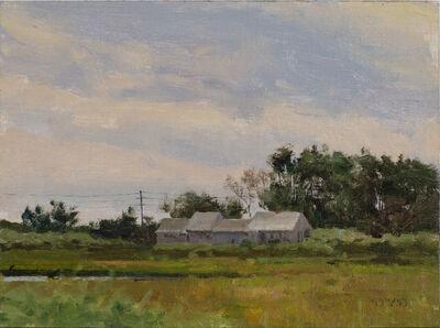 Donald W. Demers, 'End of the Marsh, Madaket, Nantucket', 2019