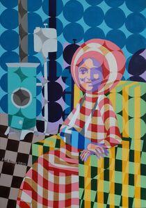 Fadi Attoura, 'My Mother', 2015