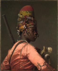 Jean-Léon Gérôme, 'Bashi-Bazouk', 1868–1869
