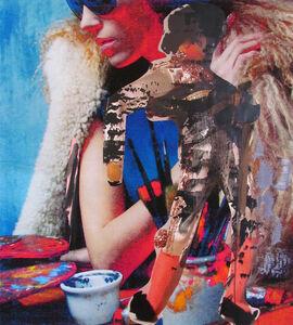 Paulina Olowska, 'For Margo Lovelace', 2013
