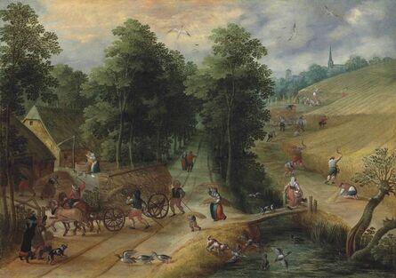 Jacob Grimmer, 'Summer'
