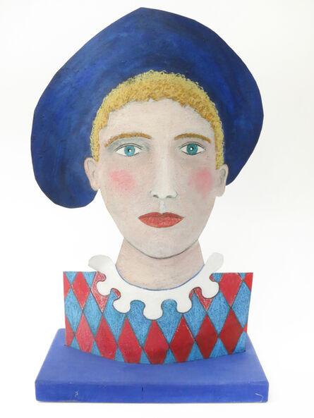 Jean Dessirier, 'Arlequin biface', 2012