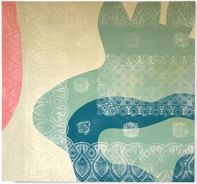 Marcy Rosenblat, 'Three Scutes, One Bangle', 2020