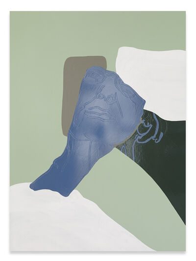 Gary Hume, 'Mum in Bed', 2017