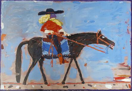 Gaylen Hansen, 'Kernal Riding Horse', 2016