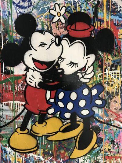 Mr. Brainwash, 'Mickey & Minnie,', 2016