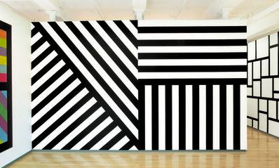 Sol LeWitt, 'Wall Drawing #631 and #630', 1990