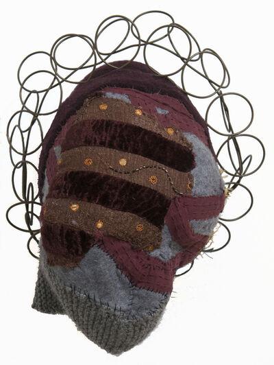 Jane Miller, 'Wired Head', 2017