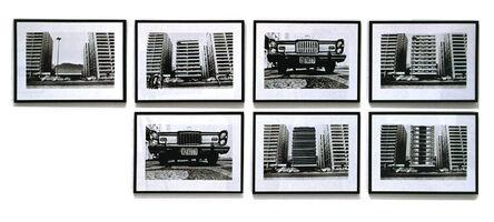Milton Machado, 'Galaxie building (about mobility)', 1975-2002