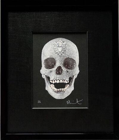 Damien Hirst, ''For The Love Of  God' Diamond Dust Skull', 2007