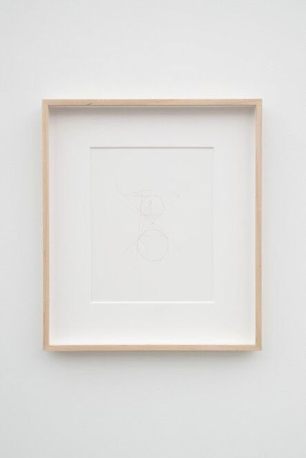 Gabriel de la Mora, 'Teorema 849', 2015