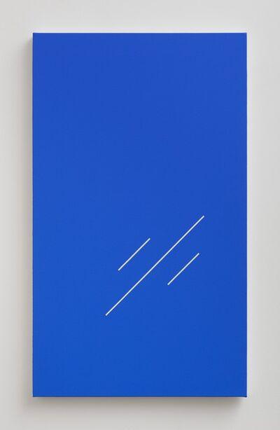 Paul Cowan, 'BCUASEE THE SKY IS BULE', 2013