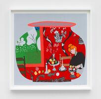 Jonas Wood, 'Matisse Pot 2', 2018