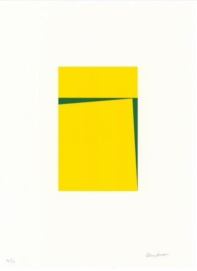 Carmen Herrera, 'Untitled', 2018