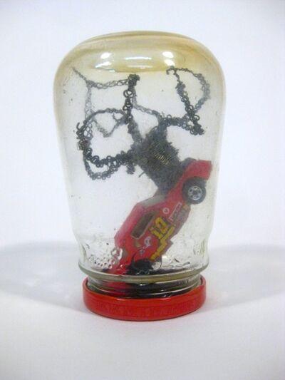 Nomadic Fungi Institute, 'Untitled (Car in Jar)'