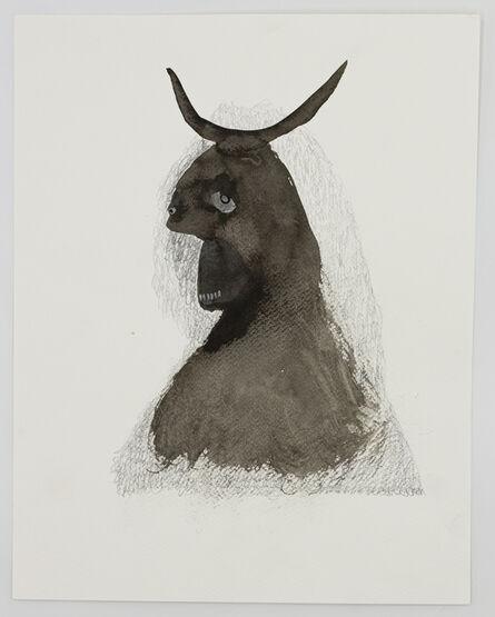 Lydia Maria Pfeffer, 'Classic Face', 2020
